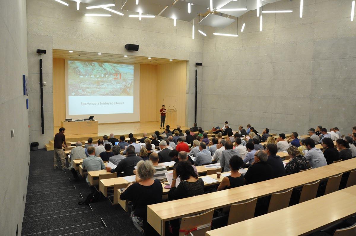 Urs Mischler @Mémoire 21 Valais-Wallis